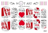 Слайдеры Nut Art Professional, Love story nlv4 - 1