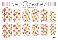 Слайдеры Nut Art Professional, Love story nlv5 - 1