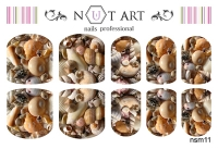 Слайдеры Nut Art Professional, Sommer Mixes nsm11 - 1