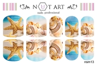 Слайдеры Nut Art Professional, Sommer Mixes nsm13 - 1