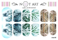 Слайдеры Nut Art Professional, Winter Motives nwn4 - 1