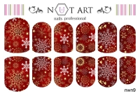 Слайдеры Nut Art Professional, Winter Motives nwn9 - 1