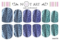 Слайдеры Nut Art Professional, Winter Motives nwn14 - 1