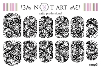 Слайдеры Nut Art Professional, Magic Ornaments nmp3 - 1
