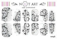 Слайдеры Nut Art Professional, Magic Ornaments nmp5 - 1