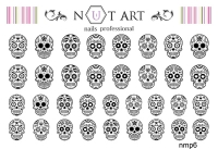 Слайдеры Nut Art Professional, Magic Ornaments nmp6 - 1