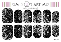 Слайдеры Nut Art Professional, Magic Ornaments nmp11 - 1