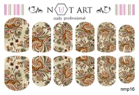 Слайдеры Nut Art Professional, Magic Ornaments nmp16 - 1