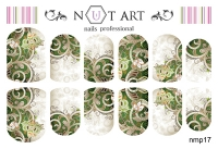 Слайдеры Nut Art Professional, Magic Ornaments nmp17 - 1