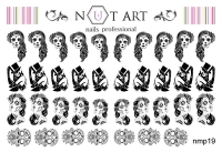 Слайдеры Nut Art Professional, Magic Ornaments nmp19 - 1