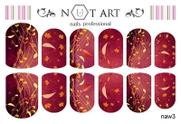 Слайдеры Nut Art Professional, Autumn Waltz naw3 - 1