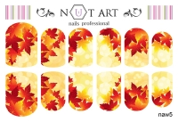 Слайдеры Nut Art Professional, Autumn Waltz naw5 - 1