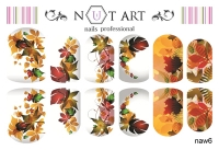Слайдеры Nut Art Professional, Autumn Waltz naw6 - 1