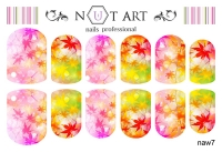 Слайдеры Nut Art Professional, Autumn Waltz naw7 - 1